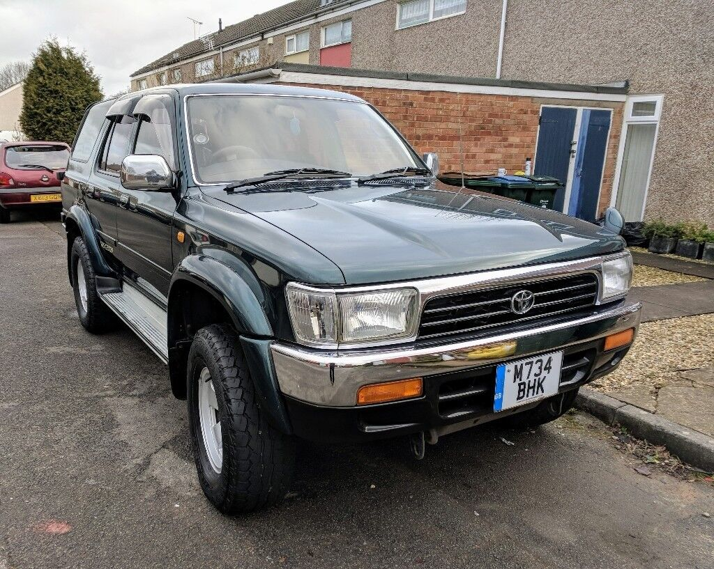 Toyota Hilux Surf Ssrg Gen 2 3 0 Td Auto Mot Till Sept 2018 In Coventry West Midlands Gumtree