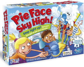 Brand New in Box Pie Face Sky High Game