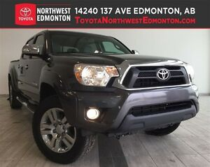 2015 Toyota Tacoma 4x4 Double Cab V6 - Limited Package