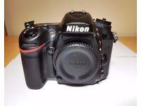 Nikon D7200 DSLR Body (With 16GB SD Card)