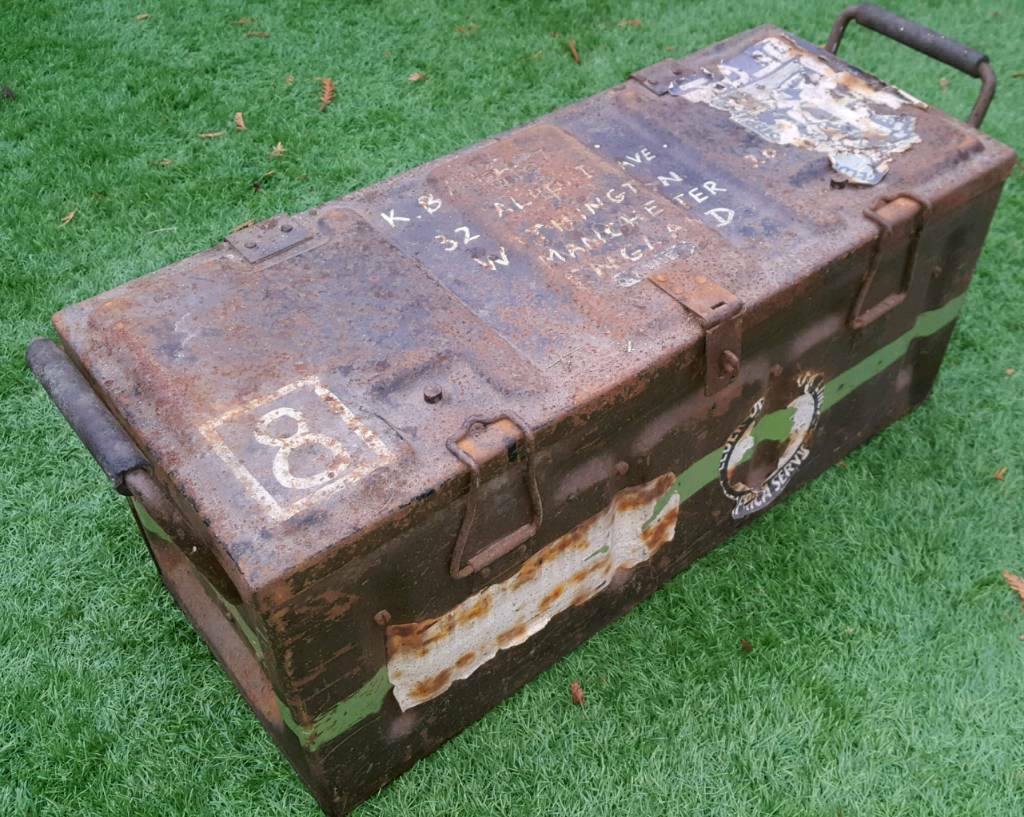 dating ammo boxes