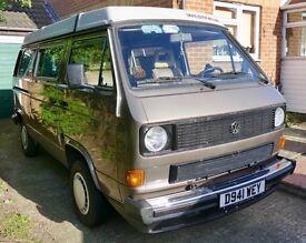 VW Westfalia Vanagon Camper Van