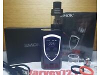 Unwanted Gift Smok Procolor 225w with Aspire Cleitos Tank
