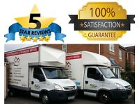 Burton MAN with a VAN - NO HIDDEN FEES 5* RELIABLE & PROMPT, HELPFUL. FULLY INSURED House Removals