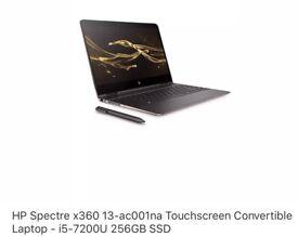 Xp Spectre HP Laptop