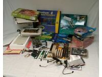 Job Lot of Various Computer Parts and Components