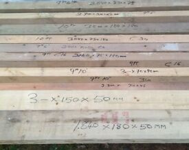 Timber for sale. Various sizes.