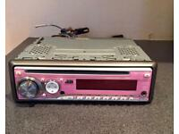 JVC MP3 Hifi Car Music System
