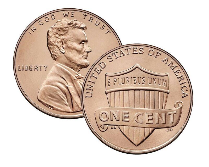 2020 P&D Lincoln Penny Cent Set UNC