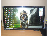 BenQ 27 inch WHQD QuadHD IPS Gaming Monitor GW2765HT 2560 x 1440 with speakers