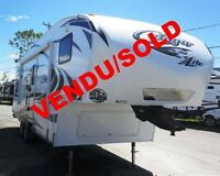 2011 Keystone RV Cougar 27SAB ***SOLD***