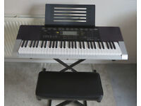 Casio CTK-4400 Keyboard - Boxed Complete Package