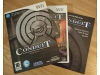 The Conduit Special Edition - Nintendo Wii - Used - Excellent Condition.