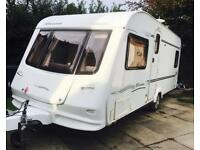 2004 Compass Riviera 534L - Fixed bed, Motor mover etc