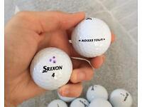 Srixon AD333 Tour Grade A x12 golf balls