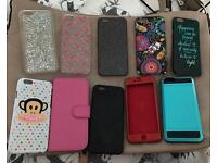 23 iPhone 6/6s cases USED
