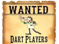 WANTED Darts Players Dereham Thursday League feel free to contact me