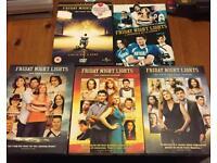 Friday Night Lights dvds