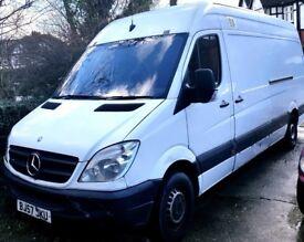 Mercedes Sprinter LWB Catering Van