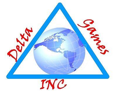 Delta Games Inc