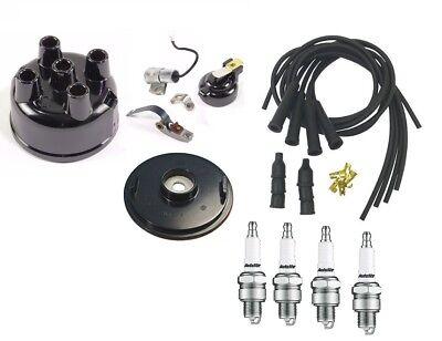 Ih Distributor Tune Up Kit Farmall 4 Cylinder Tractor Ih Horizontal Distributor
