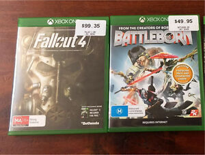 3 unused games for less than half price Bedford Bayswater Area Preview