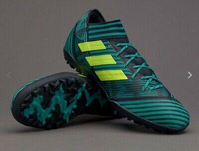 Adidas Nemeziz Mens Astro Turf Trainers RRP £79.99!