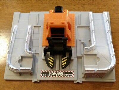 Used, Jakks Pacific Power Trains AUTO LOADER City Collect Connect Expand Forklift Part for sale  Gladstone