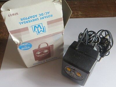 Chargeur adaptateur rotary universel for Sony Walkman