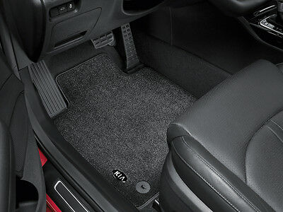 Genuine Kia All New 2016 Optima Premium RHD Interior Carpet Mats PN D4144ADE10