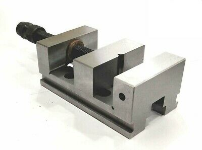 63mm Toolmakers Grinding Vice Precision With Vee Grooves