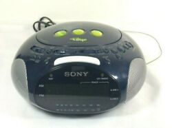 Sony Dream Machine Psyc ICF-CD831 CD Alarm Clock Radio