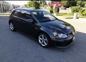 2017 VW GTI Lease Excellent Cond $350 inc tax