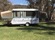 Jayco Swan 2004-upgraded single piece roof AND EXTRAS Dernancourt Tea Tree Gully Area Preview