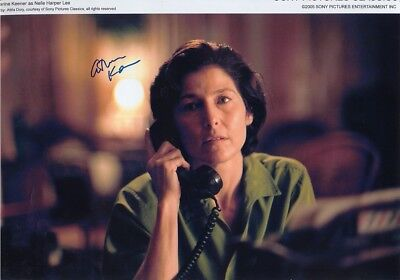 "Catherine Keener genuine autograph photo 8""x12"" signed IN PERSON"