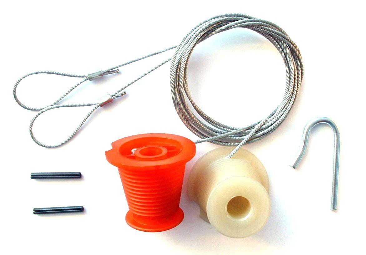 Henderson Merlin Doric Cones Amp Cables Garage Door Spares