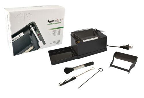 NEW Powermatic 2 II +  Electric Cigarette Injector Machine MAKE KING & 100 MM