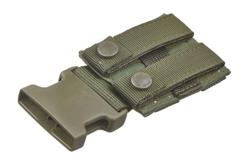 MOLLE ADAPTER for Fixing Hip Plaform in Olive color by Stich Profi