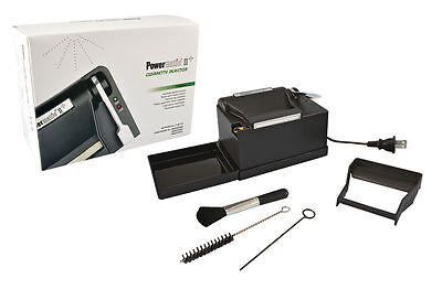 Powermatic 2 II PLUS Electric Cigarette Injector Machine FREE SHIPPING FROM USA