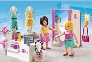 Playmobil Ladies Dress shop