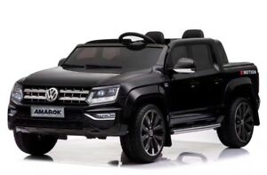 Electric Ride On Toy Volkswagen Amarok + Wireless Remote