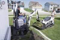 Excavation Services / Landscaping Installations