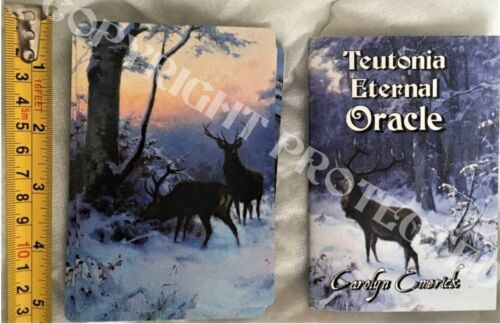 Northern Folk Tradition Oracle Cards - Teutonia Eternal© -Limited Availability