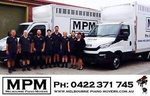 Melbourne Piano Movers - Transport, tuning, storage. All pianos. Bayswater North Maroondah Area Preview