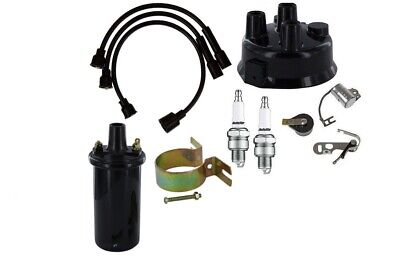Tune Up Kit John Deere M Mc Mi Mt 40 Tractor With 6v Coil