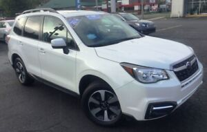 2018 Subaru Forester Touring with Tech