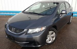 2013 Honda Civic LX *HEATED SEATS*