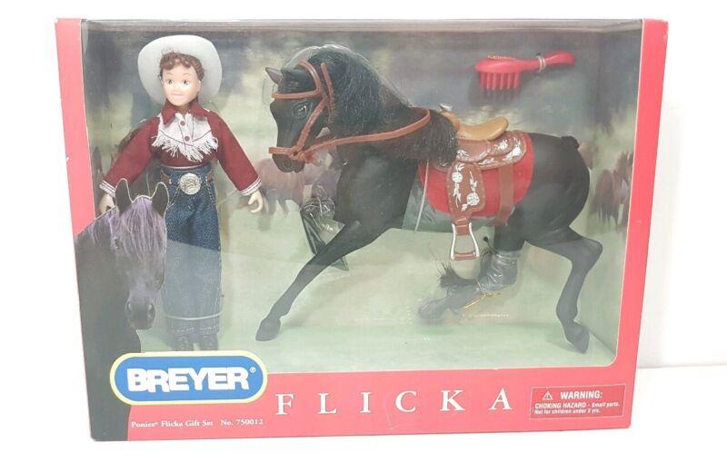 2006 BREYER FLICKA Gift Set Ponies Horse #750012 Collector