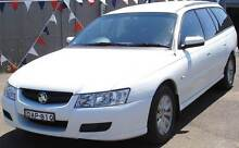 2006 Holden Commodore Wagon Armidale City Preview