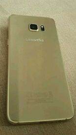 Samsung S6 EDGE GOLD 32GB